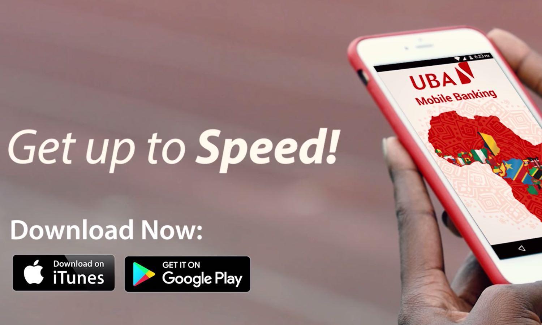 Mobile Banking - UBA Kenya